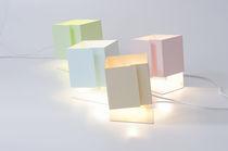 Table lamp / contemporary / sheet metal / metal