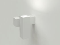 Surface mounted spotlight / indoor / LED / square