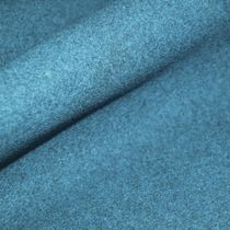 Upholstery fabric / plain / polyester / wool