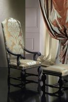 Upholstery fabric / patterned / damask