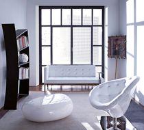 Contemporary shelf / aluminum