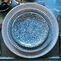 Flat plate / serving / soup / dinner