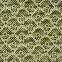 Upholstery fabric / patterned / viscose / cotton