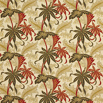 Upholstery fabric / patterned / cotton