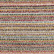 Upholstery fabric / striped / polyester / viscose