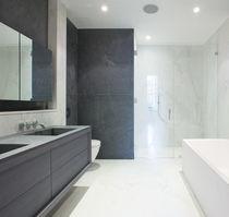 Contemporary bathroom / wooden