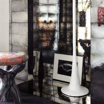 Indoor mosaic tile / wall / floor / glass