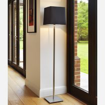 Floor-standing lamp / contemporary / metal / incandescent