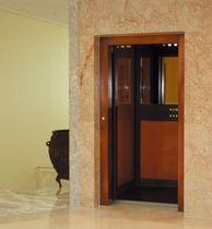 Hydraulic elevator / home / panoramic