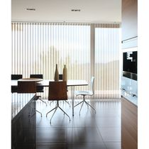 Vertical blinds / canvas / commercial / chain-operated