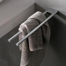 1-bar towel rack / 2-bar / wall-mounted / chrome
