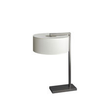 Table lamp / contemporary / cotton / LED
