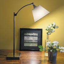 Office lamp / contemporary / cotton / height-adjustable