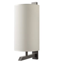 Contemporary wall light / cotton / halogen / commercial