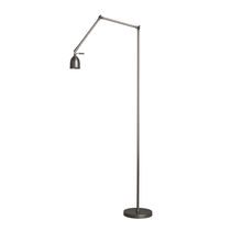 Floor-standing lamp / traditional / metal / commercial