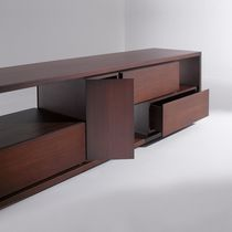 Contemporary sideboard / wooden / lacquered wood