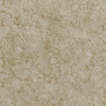 Fabric wallcovering / residential / textured / metal look