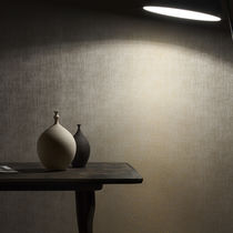 Fabric wallcovering / residential / textured / wood look