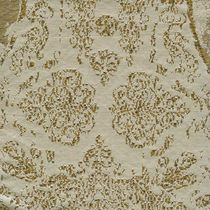 Upholstery fabric / patterned / linen / viscose