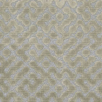 Upholstery fabric / patterned / cotton / viscose