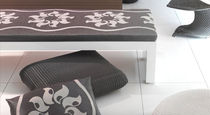 Upholstery fabric / patterned / for outdoor use