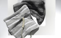 Upholstery fabric / plaid / cotton / linen