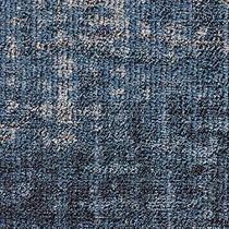 Loop pile carpet / structured / synthetic / commercial