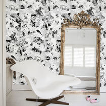 Contemporary wallpaper / fabric / abstract motif / non-woven