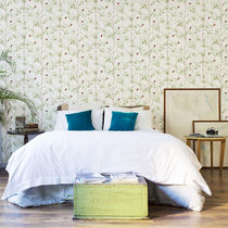 Contemporary wallpaper / fabric / nature pattern / non-woven