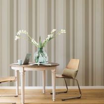 Contemporary wallpaper / fabric / striped / non-woven