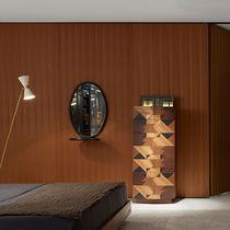 Contemporary chiffonier / elm / acacia / oak