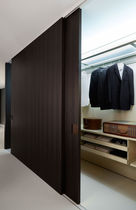 Interior door / closet / for walk-in wardrobes / sliding