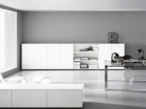 Piero Lissoni desk and storage set