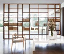 Contemporary shelf / wooden / by Piero Lissoni