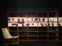 Contemporary shelf / wooden / by Piero Lissoni