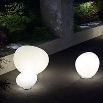 Floor lamp / contemporary / polyethylene / LED