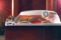 Acrylic steam bathtub / thermal / balneotherapy