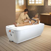 Water massage bed