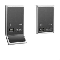 Electronic lock / for lockers / biometric fingerprint