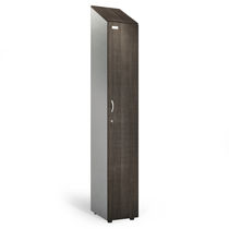 Wooden locker / commercial / for wet rooms
