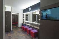 Contemporary dressing table / for hairdressers / for wellness centers / for beauty salons