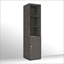 Indoor column cabinet / contemporary