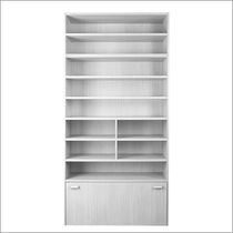 Sports equipment storage cabinet / commercial