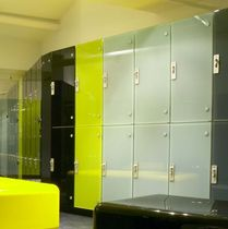 Glass locker / for wet rooms