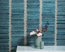 Contemporary wallpaper / patterned