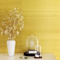 Wall fabric / plain / silk