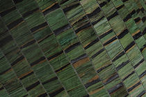 Traditional wallpaper / natural fiber / patterned / non-woven