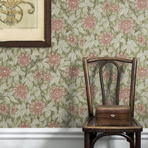 Contemporary wallpaper / floral