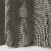 Curtain fabric / plain / polyester