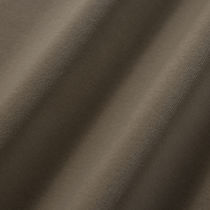 Upholstery fabric / for curtains / plain / cotton